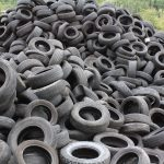recycling scrap tires